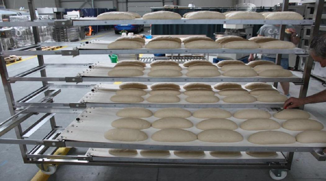 Bardzo dobra MECH MASZ urządzenia piekarnicze maszyny cukiernicze piece YK07